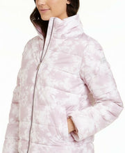 Load image into Gallery viewer, Calvin Klein Performance - Women's Polyfill Printed Puffer Jacket (Pink)