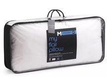 "Load image into Gallery viewer, MY FLAIR PILLOW - Asthma & Allergy Friendly Down Pillow (King Pillow 20"" X 36"")"
