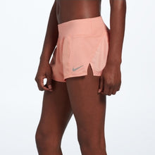 Load image into Gallery viewer, NIKE - Women's Dry Crew Running Shorts, Peach(XS,S,M)