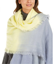 Load image into Gallery viewer, DKNY - Large Woven Ombre Scarf Wrap (Multiple Colors)