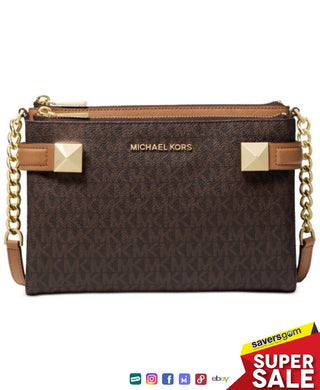 Michael Kors - Karla Leather East West Crossbody