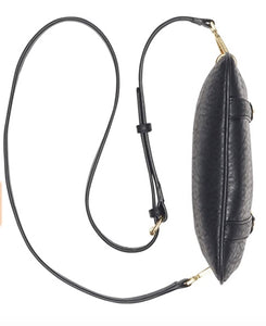 CALVIN KLEIN - Sonoma Bubble Lamb Crossbody Bag (Black)
