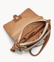 Load image into Gallery viewer, FOSSIL - Kinley Small Crossbody Bag (Natural)