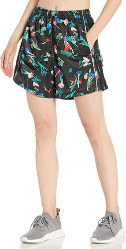 ADIDAS - Women's Originals Women's Flower Print Shorts (XS)