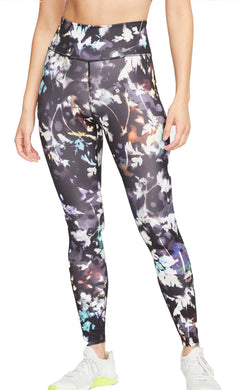 NIKE - The Nike One Floral Print Leggings (XS,S,M,XL)