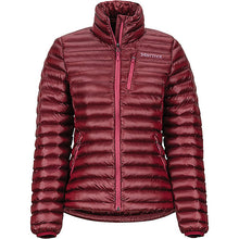 Load image into Gallery viewer, Marmot - Women's Avant Featherless Jacket (Claret 6125)