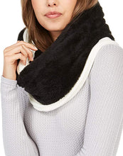 Load image into Gallery viewer, DKNY - Fleece Lined Knit Infinity Scarf, Multiple Colors Available (One Size)