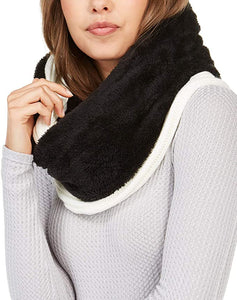 DKNY - Fleece Lined Knit Infinity Scarf, Multiple Colors Available (One Size)