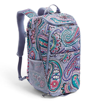 VERA BRADLEY - Lighten Up Journey Backpack (Kona Paisley)