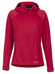 MARMOT - Women's Zenyatta 1/2 Zip Hoody (Multiple Colors)