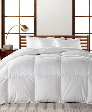 HOTEL COLLECTION - White Down Heavyweight Comforter, Hypoallergenic Ultra Clean Down (King)