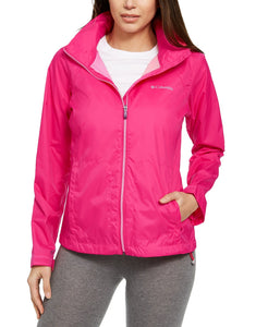 COLUMBIA - Women's Switchback III Waterproof Packable Rain Jacket (Plus Size)
