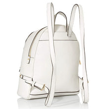 Load image into Gallery viewer, MICHAEL KORS - Women's Rhea Zip Medium Leather Backpack