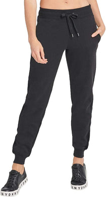 DKNY - Sport Velour Trimmed Fleece Joggers, Two Colors (L,XL)