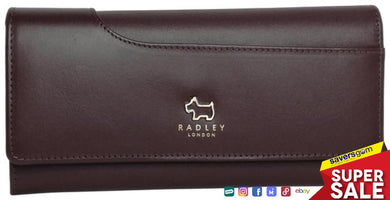 RADLEY LONDON - Leather Flapover Wallet