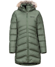 Load image into Gallery viewer, MARMOT - Women's Montreal Down Coat, Crocodile(XL)