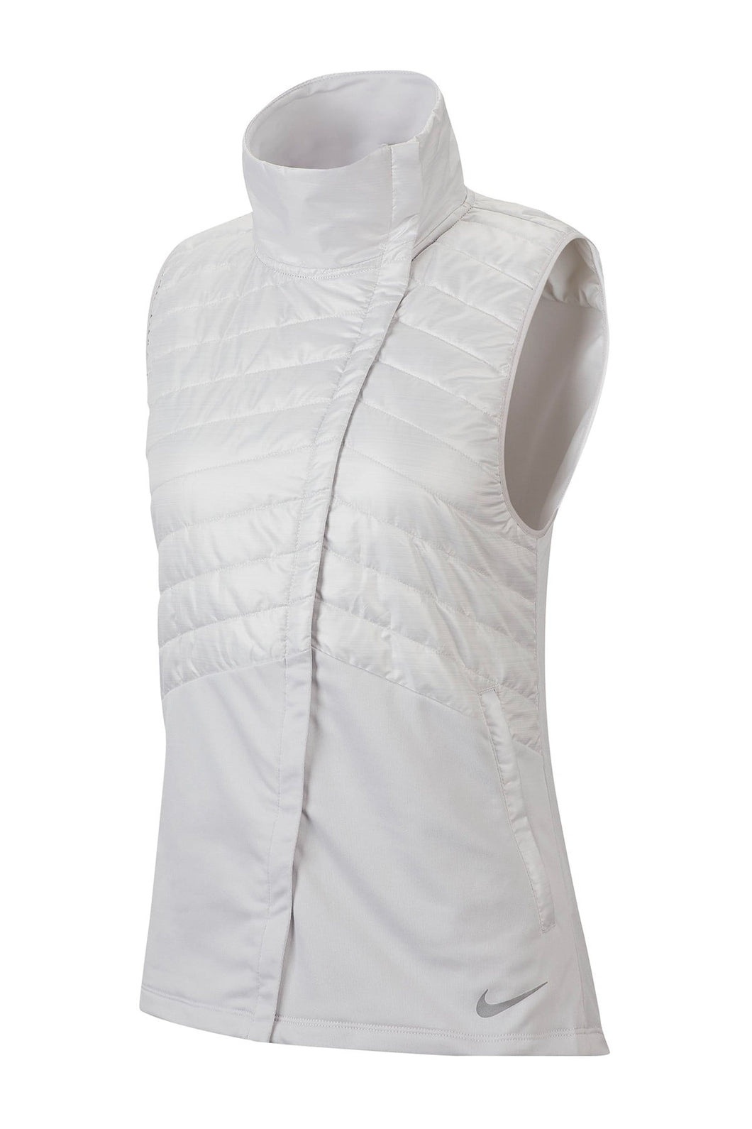 NIKE - Women's Essential Nike Running Vest, White (XS,L,XL)