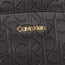 Load image into Gallery viewer, CALVIN KLEIN - Hudson Signature Organizational Tote (Black/Gold)