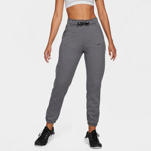 NIKE - Women's Tapered Therma Fleece Training Pants, Grey (S)