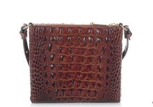 Load image into Gallery viewer, BRAHMIN - Manhattan Pecan Melbourne Crossbody (Genuine Leather)