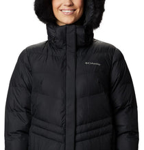 Load image into Gallery viewer, COLUMBIA - Women's Peak to Park Mid Insulated Jacket, Black (Plus Size 2X,3X)