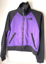 Load image into Gallery viewer, THE NORTH FACE - Women's Graphics Fleece Jacket, Purple/Black (M)