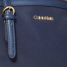 Load image into Gallery viewer, CALVIN KLEIN - Abigail Nylon Key Item Organizational Tote (Navy)