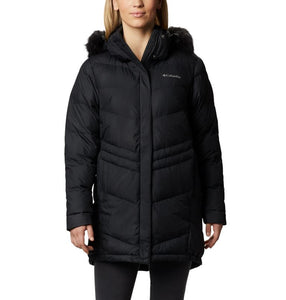 COLUMBIA - Women's Peak to Park Mid Insulated Jacket, Black (Plus Size 2X,3X)