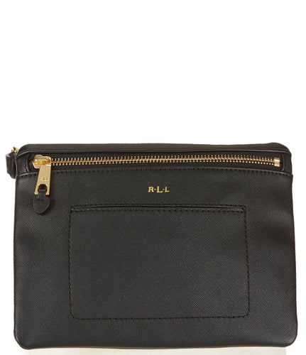 LAUREN Ralph Lauren - Winston Belt Bag Fanny Pack (Black)