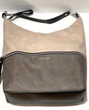 Load image into Gallery viewer, CALVIN KLEIN - Elaine Hobo (Gray/Combo)