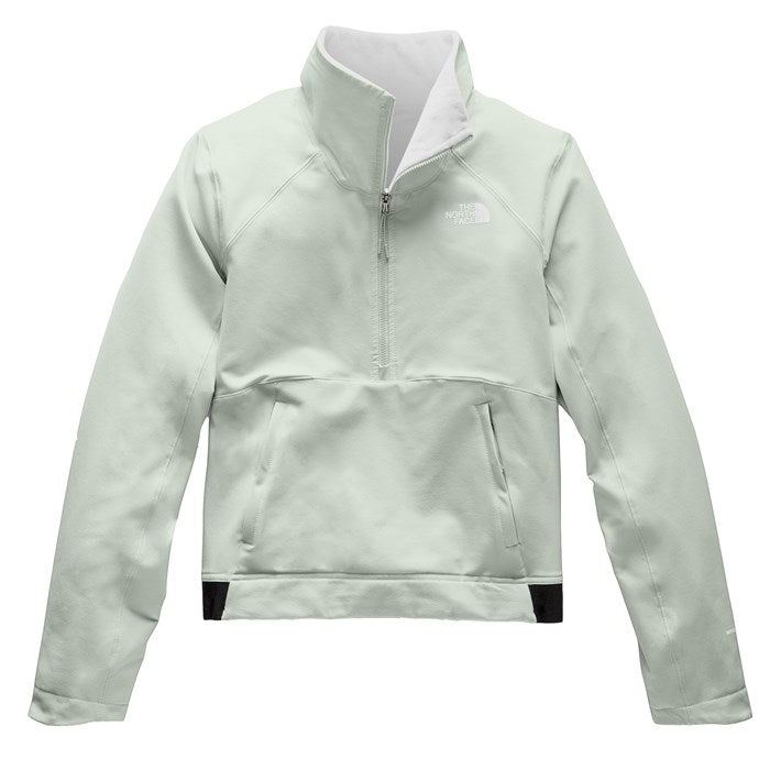 THE NORTH FACE - Shelbe Rachel Pullover Half Zip Jacket, Tin Grey (S,XXL)