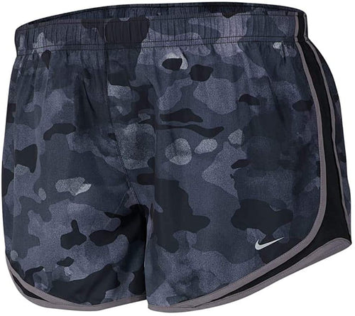 NIKE - Womens Plus Running Shorts, Camo(1X,2X,3X)