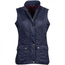 Load image into Gallery viewer, BARBOUR - Wray Gilet Quilted Vest, Navy (Size 4/S)