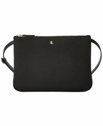 LAUREN Ralph Lauren - Nylon Carter Crossbody (Black)