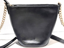 Load image into Gallery viewer, DKNY - Kim Leather Chain Bucket Crossbody, New Without Tags (Two Colors)