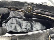 Load image into Gallery viewer, DKNY - Bobi Leather Satchel Medium Bag (Black)