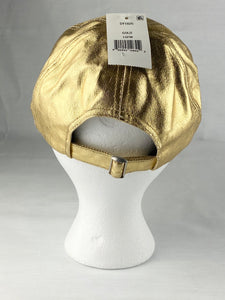 DKNY Unisex Sports Cap - Gold Color