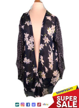 Load image into Gallery viewer, Cejon Women's Multi-Print Swim Cardigan