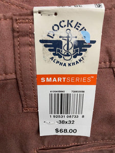 Dockers Alpha Khaki Smart 360 Flex Skinny