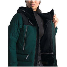 Load image into Gallery viewer, THE NORTH FACE - Women's Pallie Down Jacket, Ponderosa Green (S,M)