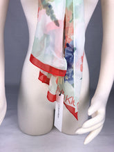 Load image into Gallery viewer, Calvin Klein Fashion Floral Scarf