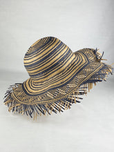 Load image into Gallery viewer, Steve Madden Women's Straw Sun Hat