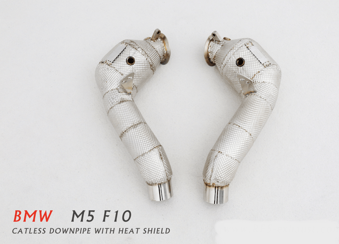 Downpipes | M5 F10 4.4T V8 | 2012-16 - Carbonec