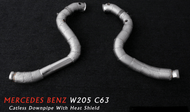 Downpipes | C63 AMG C63 AMG S W205 4.0T | 2015+ - Carbonec