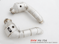 Downpipes | M6 Gran Coupé | Coupé 4.4T Turbo V8 | 2012-17 - Carbonec