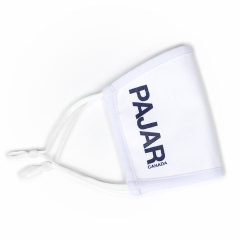 PAJAR REUSABLE FACE COVER WHITE