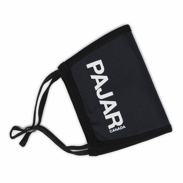PAJAR REUSABLE FACE COVER BLACK