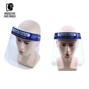 INDIVIDUAL FACE SHIELD | ISOLATION PROTECTIVE