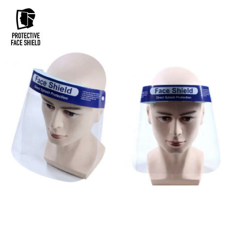 FACE SHIELD 10 PACK | ISOLATION PROTECTIVE