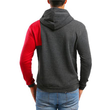 Load image into Gallery viewer, Men Asymmetric Sleeves Hoodie Sweatshirt